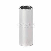 "Craftsman® Industrial™ 9-23227 17mm Socket, 12 Pt., Deep, Metric, 3/8"" Drive"