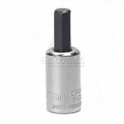 "Craftsman® Industrial™ 9-23261 8mm Hex Bit Socket, Standard, Metric, 3/8"" Drive"