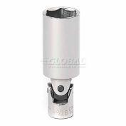 "Craftsman® Industrial™ 9-2330 13/16"" Flex Spark Plug Socket 3/8"" Drive"