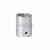 """Craftsman® Industrial™ 9-23956 1-1/16"""" Socket 12 Pt., Standard, Inch, 3/4"""" Drive"""