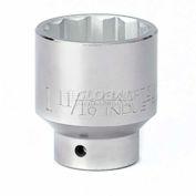"""Craftsman® Industrial™ 9-2397 1-11/16"""" Socket 12 Pt., Standard, Inch, 3/4"""" Drive"""