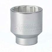 """Craftsman® Industrial™ 9-23980 2-1/8"""" Socket 12 Pt., Standard, Inch, 3/4"""" Drive"""