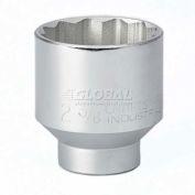 """Craftsman® Industrial™ 9-23993 2-3/8"""" Socket 12 Pt., Standard, Inch, 3/4"""" Drive"""