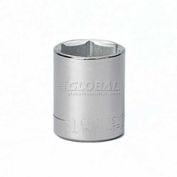 """Craftsman® Industrial™ 9-24165 1"""" Socket, 6 Pt., Standard, Inch, 1/2"""" Drive"""