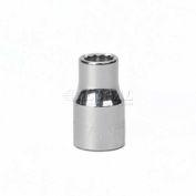 """Craftsman® Industrial™ 9-24255 7/16"""" Socket, 12 Pt., Standard, Inch, 1/2"""" Drive"""
