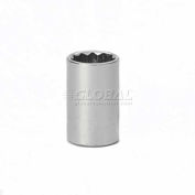 "Craftsman® Industrial™ 9-24356 17mm Socket, 12 Pt., Standard, Metric, 1/2"" Drive"