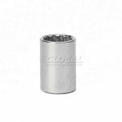 "Craftsman® Industrial™ 9-24358 18mm Socket, 12 Pt., Standard, Metric, 1/2"" Drive"