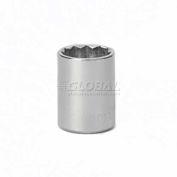 "Craftsman® Industrial™ 9-24363 21mm Socket, 12 Pt., Standard, Metric, 1/2"" Drive"