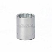 "Craftsman® Industrial™ 9-24365 23mm Socket 12 Pt., Standard, Metric, 1/2"" Drive"
