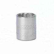 "Craftsman® Industrial™ 9-24369 24mm Socket 12 Pt., Standard, Metric, 1/2"" Drive"