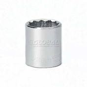 "Craftsman® Industrial™ 9-24444 28mm Socket, 12 Pt., Standard, Metric, 1/2"" Drive"