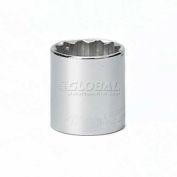 "Craftsman® Industrial™ 9-24446 32mm Socket 12 Pt., Standard, Metric, 1/2"" Drive"