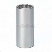 "Craftsman® Industrial™ 9-24487 1-1/16"" Socket 12 Pt., Deep Inch 1/2"" Drive"
