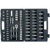 "Stanley® 96-010, 1/4"" & 3/8"" Drive 75 Piece Mechanic's Tool Set"