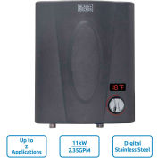 Black+Decker 11 kW 2.35 GPM Electric Tankless Water Heater