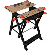 Black & Decker Workmate® 1000 Portable Workbench, Project Center & Vise, 550 Lb. Capacity
