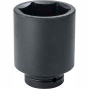 "Proto® J10075ML 1"" Drive Deep Impact Socket 75 mm - 6 Point"