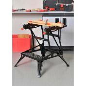 Black & Decker Workmate® 225 Portable Workbench, Project Center & Vise, 450 Lb. Capacity