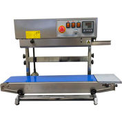 Sealer Sales Vertical Band Sealer, Stainless Steel