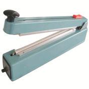 "Sealer Sales FS-305C 12"" Hand Sealer w/ 5mm Seal Width w/ Sliding Cutter"