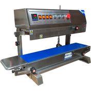 Sealer Sales Vertical Band Sealer w/ Dry Ink Coding, Stainless Steel
