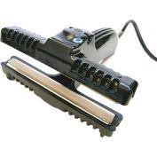 "Sealer Sales KF Series 6"" PTFE Coated Portable Direct Heat Sealer w/ 2mm Width, 6-1/2""L x 7""W, Black"