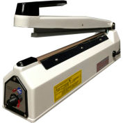 "Sealer Sales KF-305H 12"" Hand Sealer w/ 5mm Seal Width"