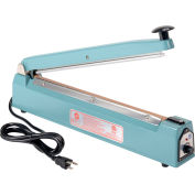 "Sealer Sales KF-400H 16"" Hand Sealer w/ 2.6mm Seal Width"