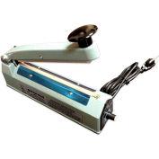 """Sealer Sales TISH-205 TEW 8"""" Hand Sealer w/ 5mm Seal Width,110V"""