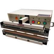 """Sealer Sales W-305AT 12"""" 5mm Wide Seal Double Impulse Automatic Sealer"""