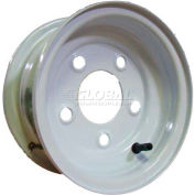Sutong Tire Resources NB2002 Trailer Wheel 8 x 3.75 (5-4.5) - White - Offset -2