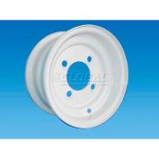 Sutong Tire Resources NB2005 Trailer Wheel 8 x 3.75 (4-4) - White - Offset -2