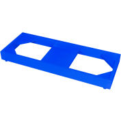 Floor Stand for Stak-a-Cab™ Cabinet, Blue