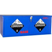 "22x2.5 Liter, Stak-a-Cab™ Base Cabinet, 47""W x 18""D x 18""H"