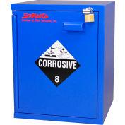 "5x2.5 Liter, Bench Corrosive Cabinet, 16-3/4""W x 15-3/4""D x 21-1/4""H"
