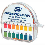 SpeedClean SC-DS-PH-PAPER - BucketDescaler pH Testing Roll