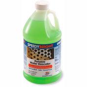 SpeedClean SPDYBRT-CS - SpeedyBright Biodegradable Descaler/Limescale Remover, (2x) .5 gal. Bottles