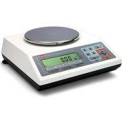 "Torbal AD1000 Digital Balance 1000g x 0.01g 5-7/8"" Diameter Platform"