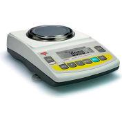 "Torbal AGC200 Precision Scale 200g x 0.001g 4-11/16"" Diameter Platform W/ Auto Calibration"