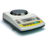 "Torbal AGC500 Digital Balance 500g x 0.001g 4-11/16"" Diameter Platform W/ Auto Calibration"