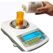 "Torbal DRX-300 NTEP Digital Pill Counting Scale 300g x 0.001g 4-11/16"" Diameter Plat. W/ Auto Cal."