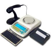 "Torbal DRX-300s-KIT NTEP Digital Pill Counting Scale Kit 300g x 0.001g 4-11/16"" Diameter Platform"