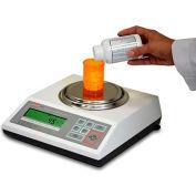 "Torbal DRX-4C2 NTEP Digital Pharmacy Pill Counting Scale 300g x 0.001g 4-11/16"" Diameter Platform"