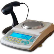 """Torbal DRX-500S NTEP Digital Pill Counting Scale 500g x 0.001g 4-11/16"""" Diameter Plat. W/ Auto Cal."""