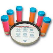 GENIE® SI-V506 Vertical 50ML Tube Holder, 6 Tubes