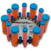 GENIE® SI-V525 Vertical 50ML, 15ML, Microtube Holder, 24 Tubes