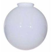 Satco 50-155 Blown Glossy Opal  Ball 12-in. Diameter