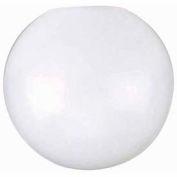 Satco 50-239 Poly Globe Opening 18-in. Diameter
