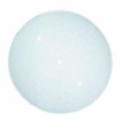 Satco 50-505 Sunburst Pattern Semi Bend Glass 11-in. Diameter