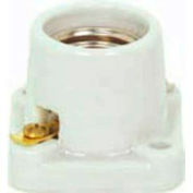 Satco 80-1748 Sign Receptacle - Medium Base Porcelain Pony Cleat